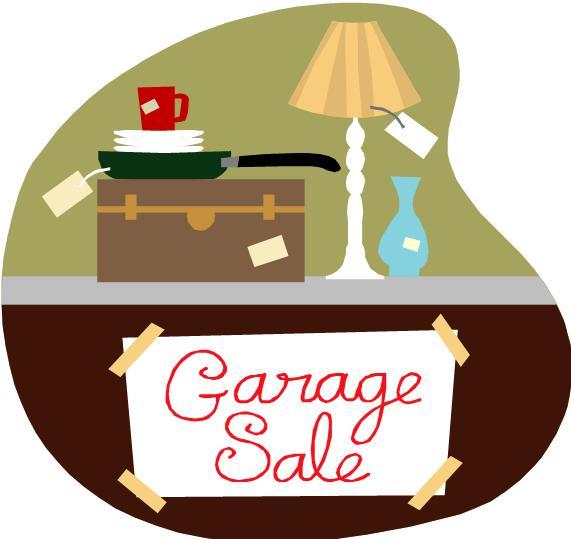Church-wide Garage Sale!