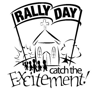 Rally Day! Sept 11!