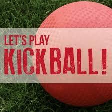 Lunch & Kickball! Sunday April 8